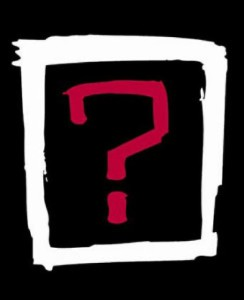 Fragezeichen(1)
